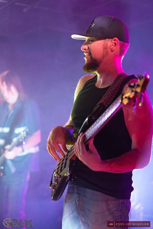 Bassist David Pastorious