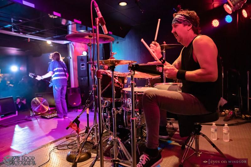 Drummer Tommy Craig
