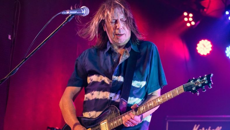Guitar Legend Pat Travers Hits Windsor With Thunderous Assault