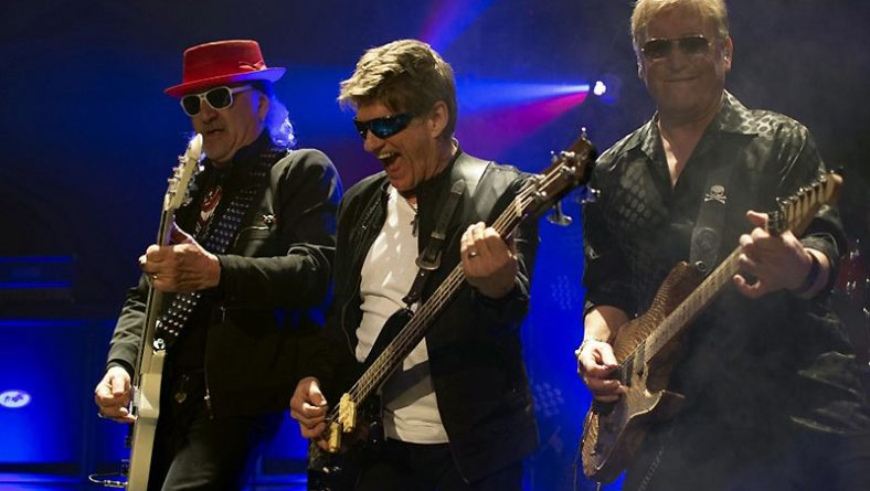 Mark Bradac Thrilled 70's Rock Band Teaze Back In Action After 39 Years