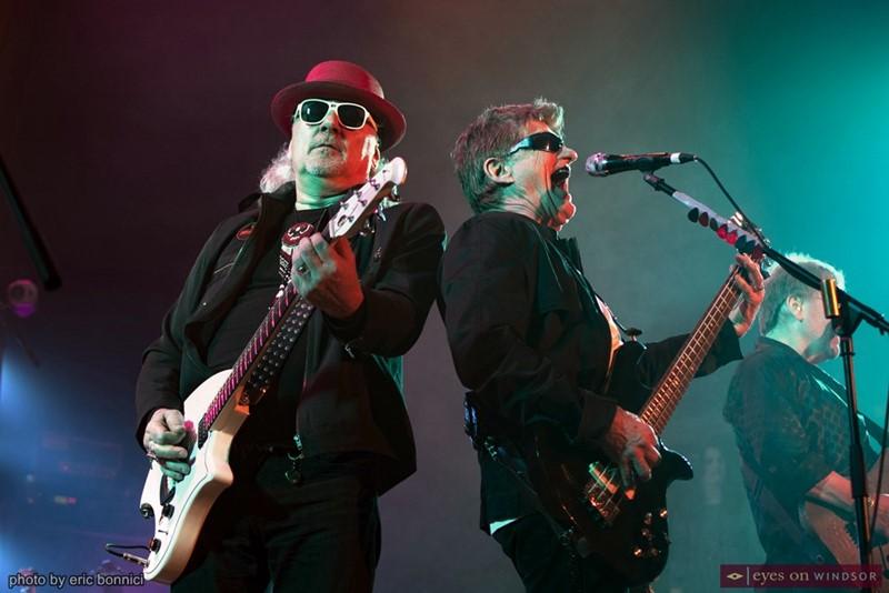 Teaze band members Mark Bradac and Brian Danter