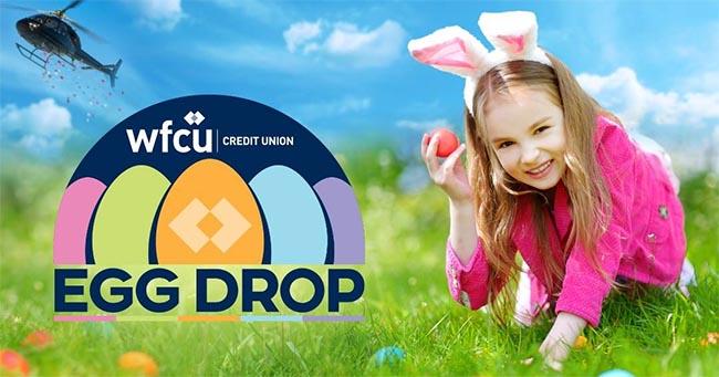 WFCU Credit Union Easter Egg Drop