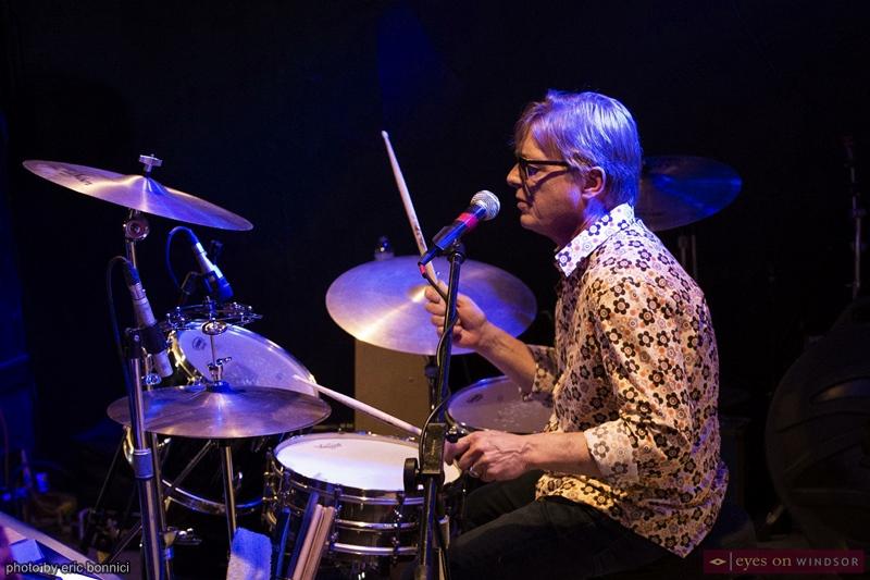 John Zulinai 519 Band Drummer