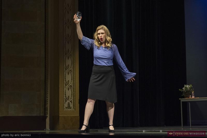 Kaitlyn Clifford as Donna Anna