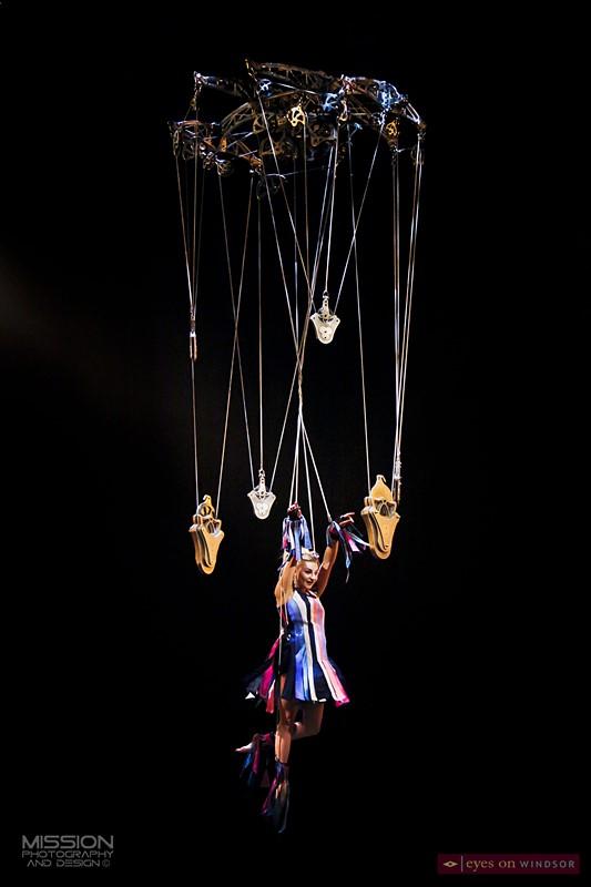 Corteo Cirque du Soleil Marionette Puppet