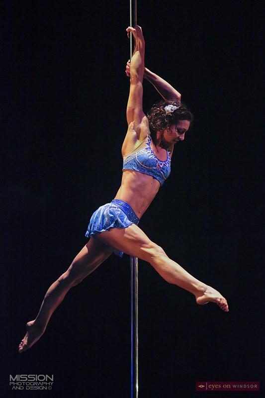 Corteo Cirque du Soleil Suspended Pole