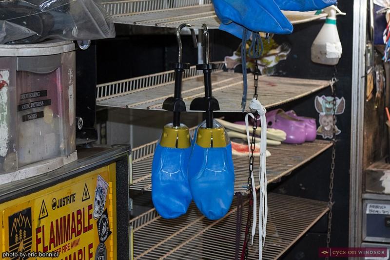 Corteo by Cirque du Soliel Costume Shoes