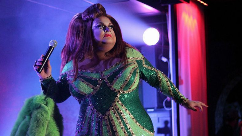 Ginger Minj Delivers World-Class Drag Show at Rockstar Windsor