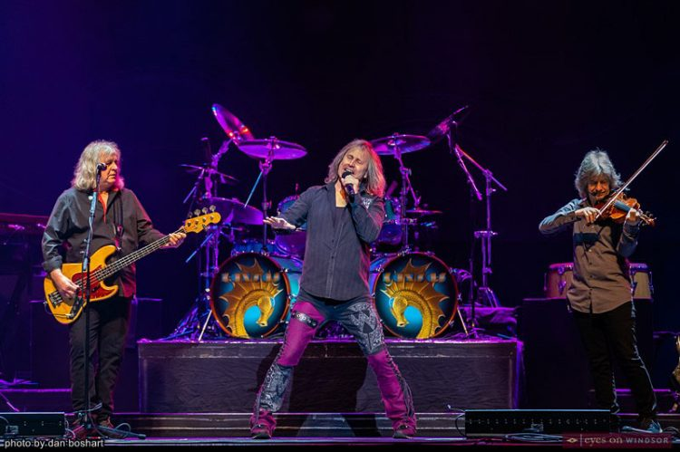 Iconic Rockers Kansas Carry On in The Colosseum at Caesars Windsor
