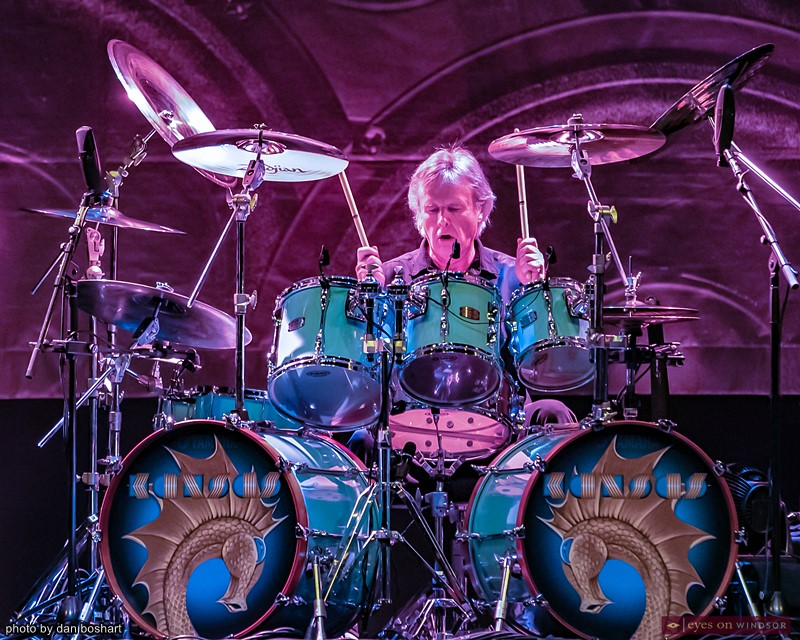 Kansas Drummer Phil Ehart