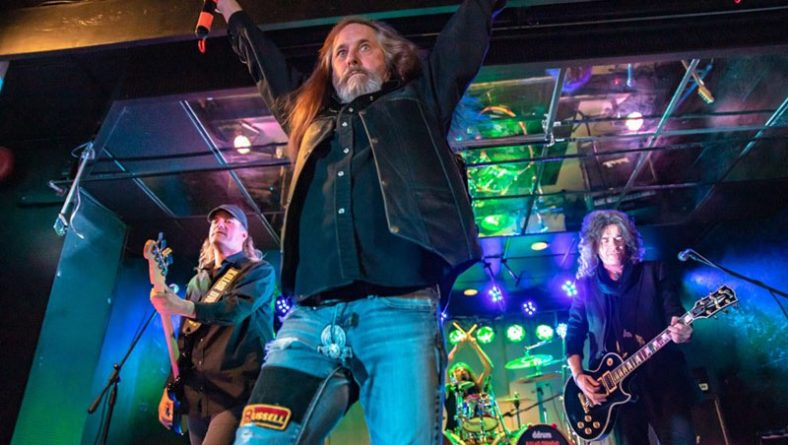 The Killer Dwarfs Invaded Windsor's Rockstar Music Hall With Heavy Metal Madness