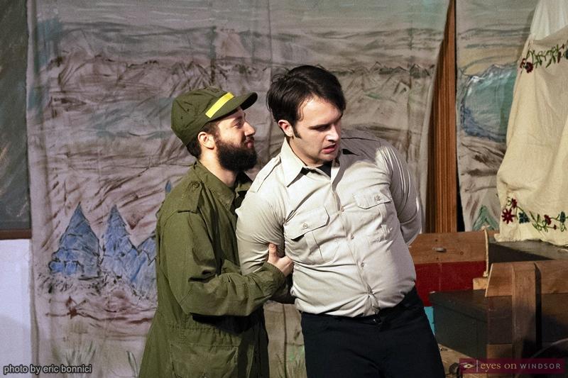 Colin Zorzit and Kitu Turcas