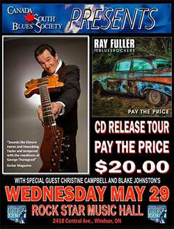 Ray Fuller with Christine Campbell Poster