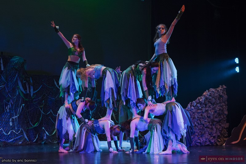 Windsor Dance Experience Laras Water Nymphs from Journey Into The Amazon