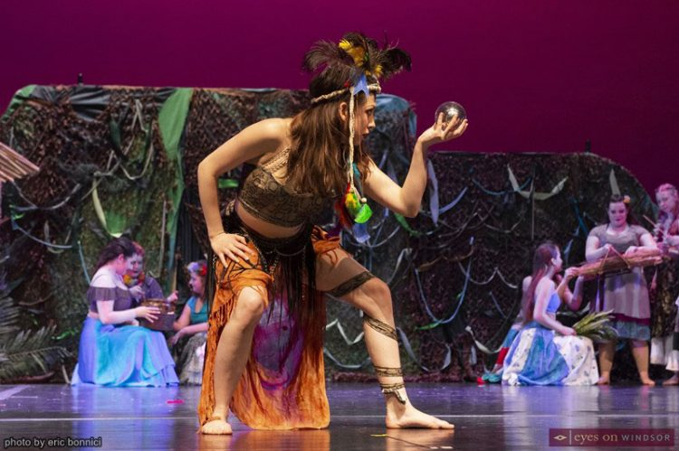 WDX's Journey Into The Amazon Highly Impresses With Its Outstanding Dancers