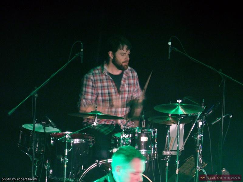 Drummer Brandon Gourley