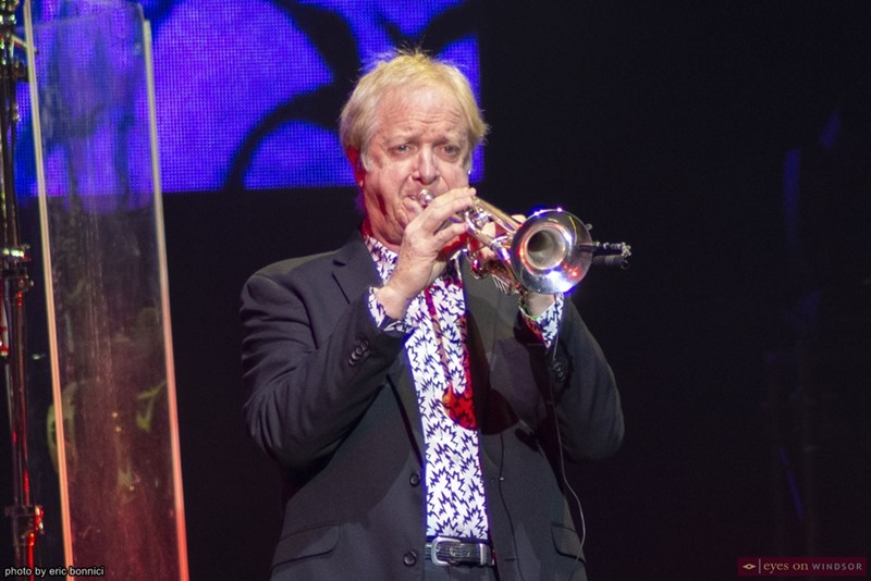 Lee Loughnane from the band Chicago