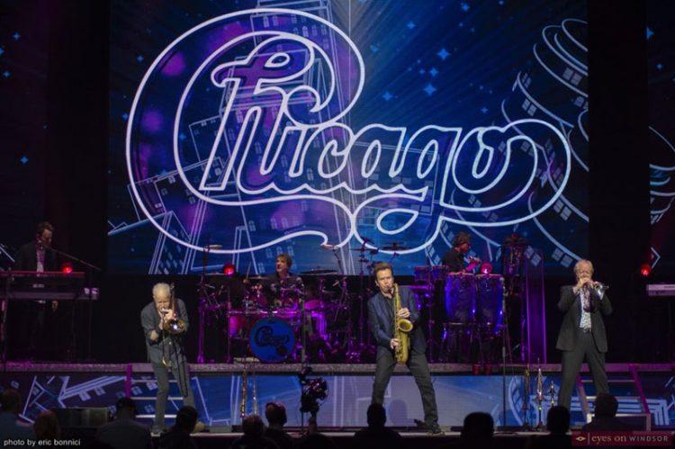 Legendary Chicago Rocked Caesars Windsor With Signature Brass & Horns