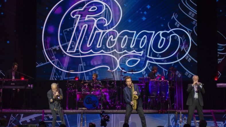 Legendary Chicago Rocked Caesars Windsor With Signature Brass & Horns