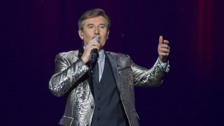 Irish Sensation Daniel O'Donnell's Audience Like Old Friends at Caesars Windsor