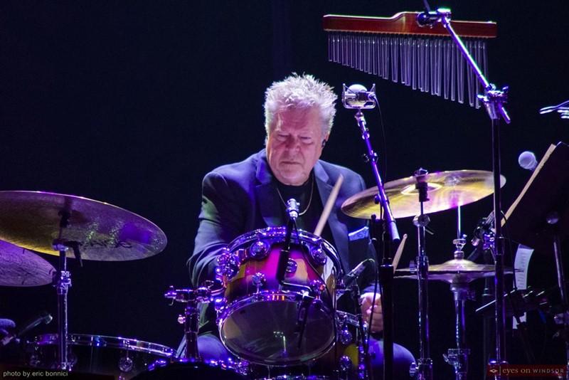 """Drummer John """"JR"""" Robinson"""