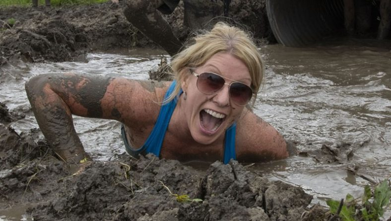 Heart Breaker Challenge Attracts Most Muddy Participants Ever This Year