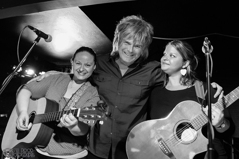 The Twisted Sisters with Jeff Burrows