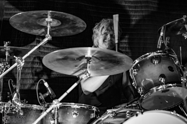 Jeff Burrows Drum Marathon To Be Slashed & Streamed But Can't Be Stopped