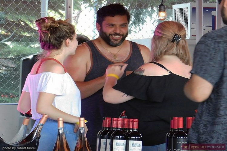 First Urban Wine Festival Successfully Knocks It Out of Lanspeary Park