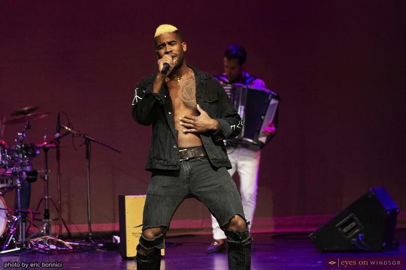 Toronto singer songwriter Adriano