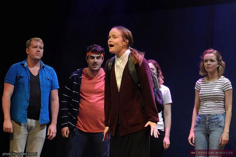 Review: Cardinal Music's Carrie More Magnificant Musical Than Horror