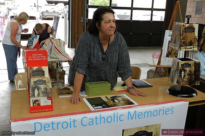 Detroit author Patricia Montemurri