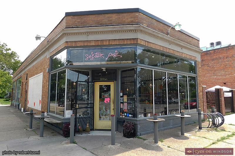 Sister Pie Shop in Detroit