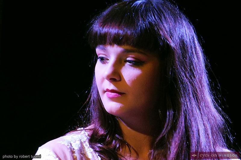 Actress Hope Foreman