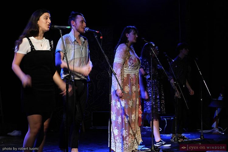 Extension Korda Variety Show Excels With Mix of Music &  Improv Comedy