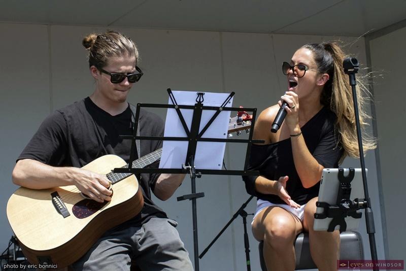 Quinn Pickersgill and Martene Clayton