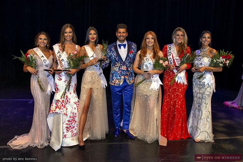 Miss Universe Canada Western Ontario 2019 Winners