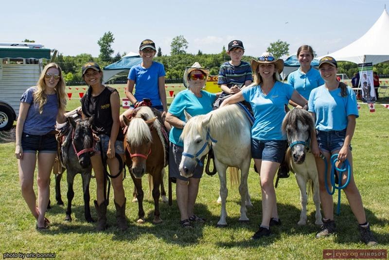 Sarah Parks Horsemanship Pony Rides