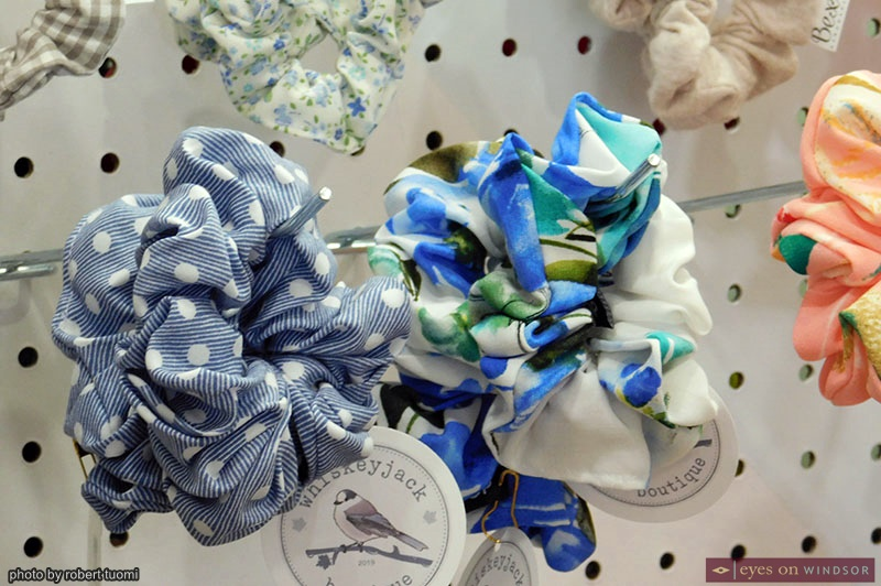 Whiskeyjack Boutique Hair Scrunchies
