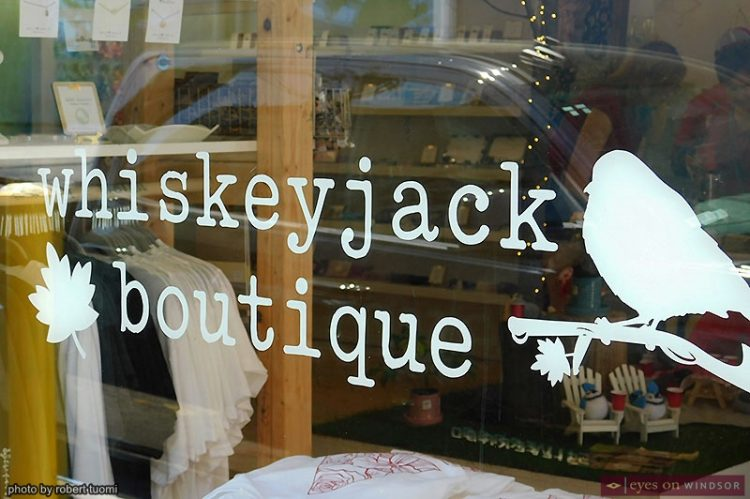 Whiskeyjack Boutique Grand Opening Came With Mystery on Maiden Lane
