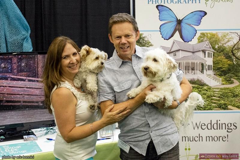 Woofaroo Pet Fest Vendor Chalet Studio Photography & Gardens