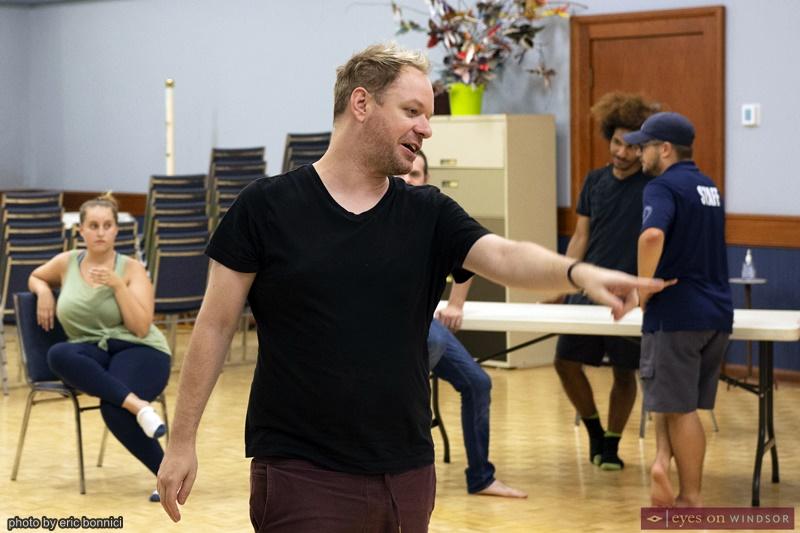 ACT Windsor Director Chris Rabideau