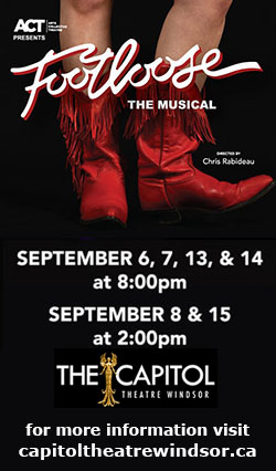 ACT Windsor Footloose Sidebar Ad
