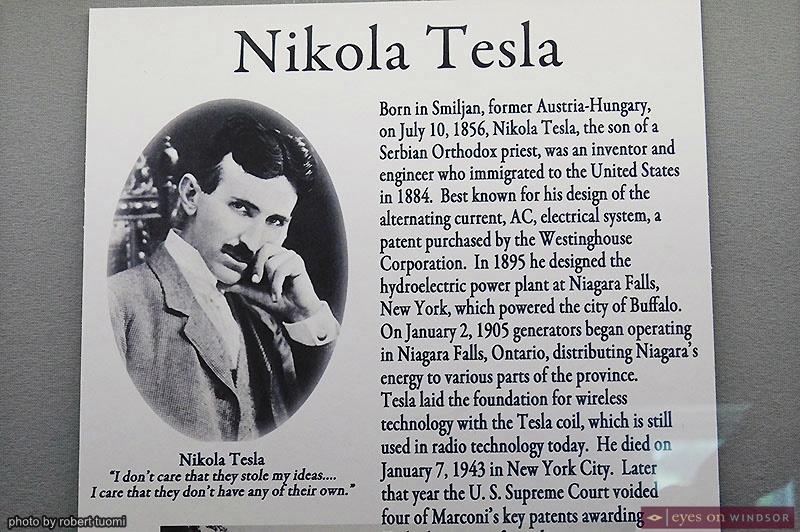 Short history of Nikola Tesla on display at Chimczuk Museum