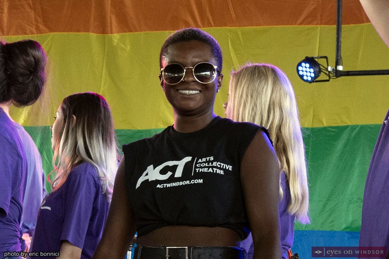 Jolie Katembo ACT Windsor Choreographer