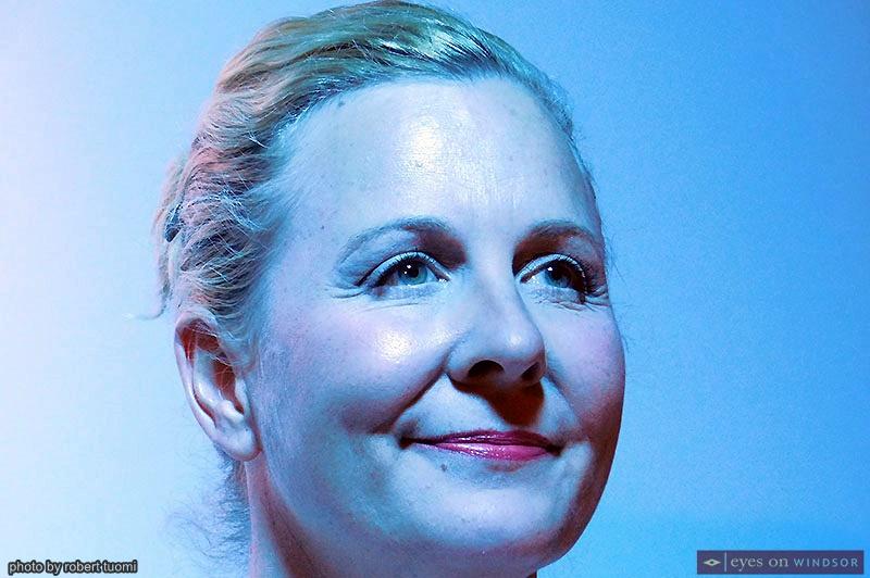 Actress Allison Still as Marjorie Prime