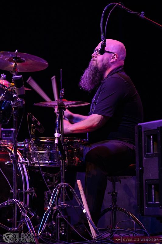 Big Sugar Drummer Chris Colepaugh