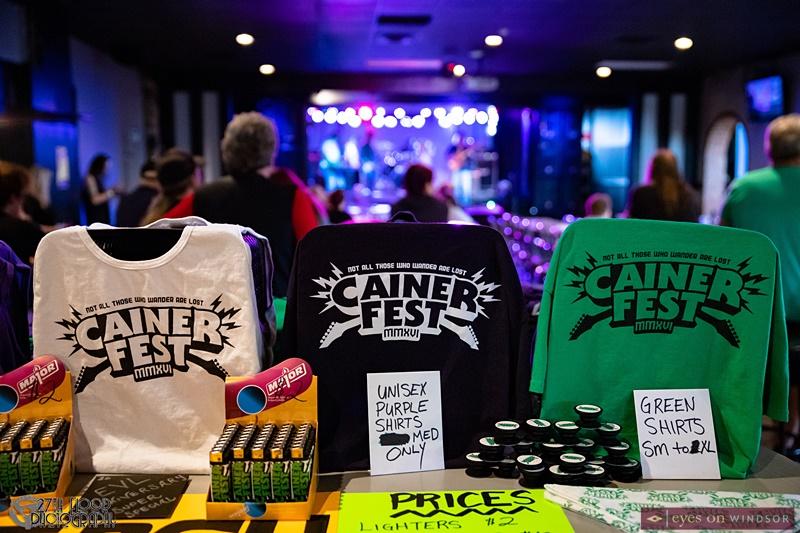 Cainerfest T-shirts