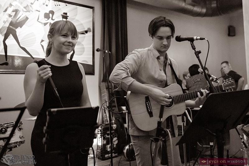 Madeline Doornaert and Dane Roberts