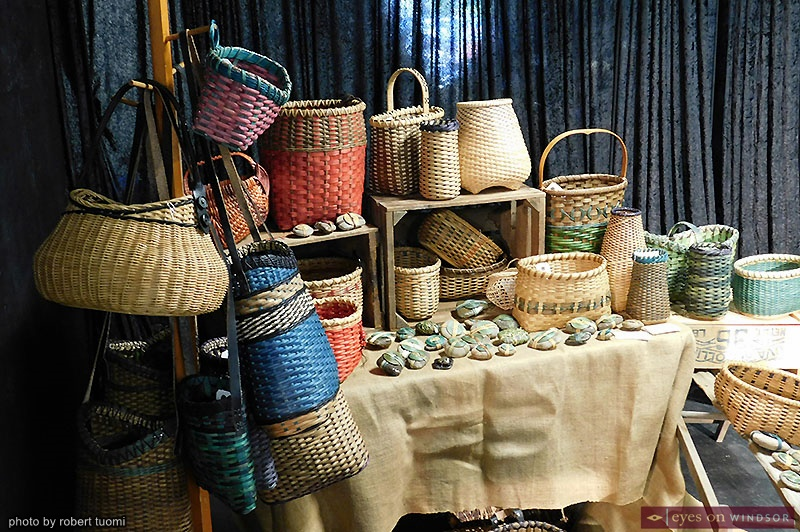 Reed Baskets